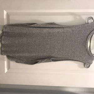 Tops - Gray tunic